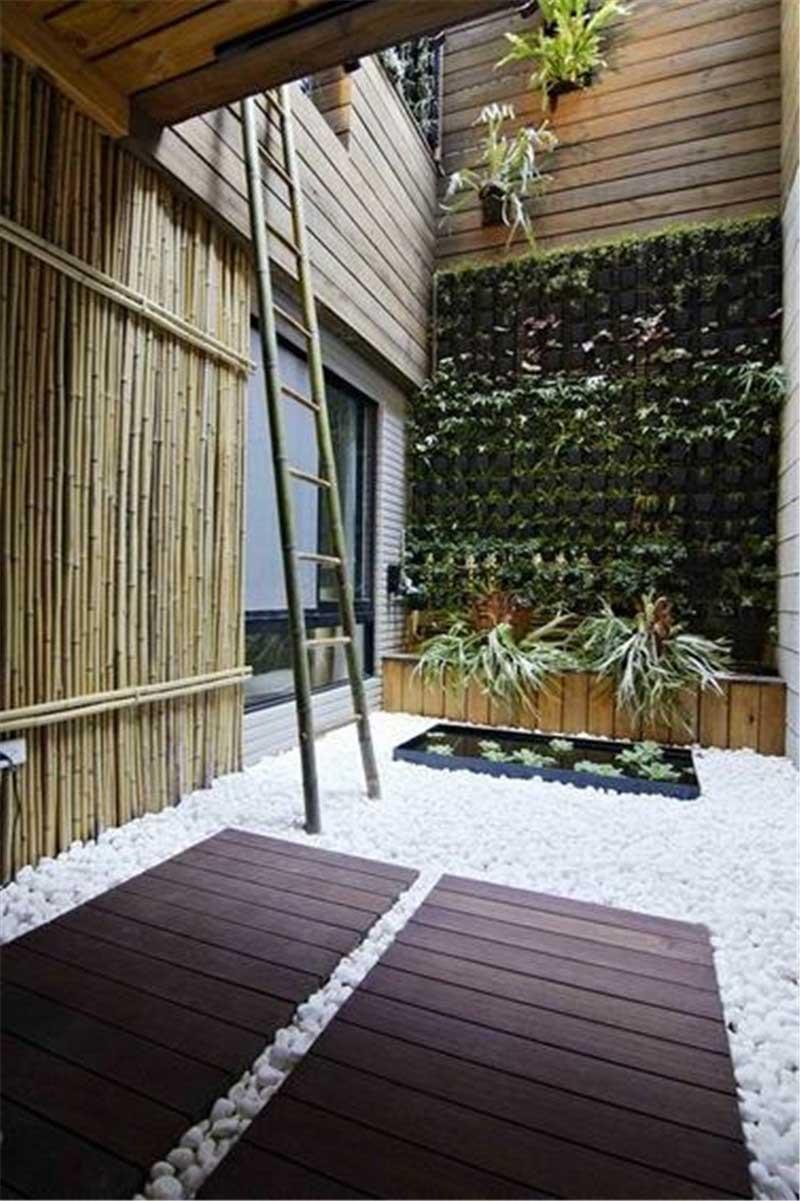 庭院外墙设计效果图
