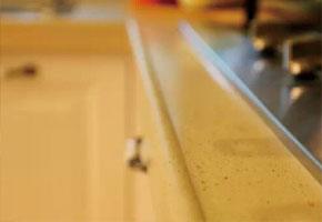 台面前止水